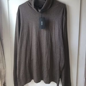Hugo Boss turtle neck sweater men's XL